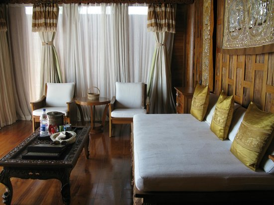 Santhiya Koh Yao Yai Resort & Spa: Day room