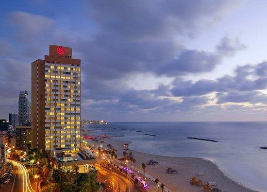Sheraton Tel Aviv Hotel: Exterior