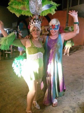 El Centro: Carnival night