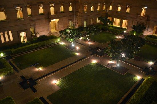 Umaid Bhawan Palace Jodhpur: the garden