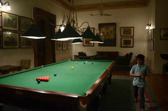 Umaid Bhawan Palace Jodhpur: Family club