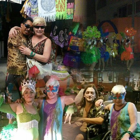 El Centro: Solo trip 2014 carnival