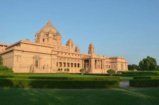 Umaid Bhawan Palace Jodhpur: the palace