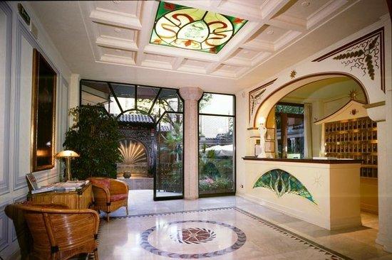 Mercure Milano Regency: Lobby View