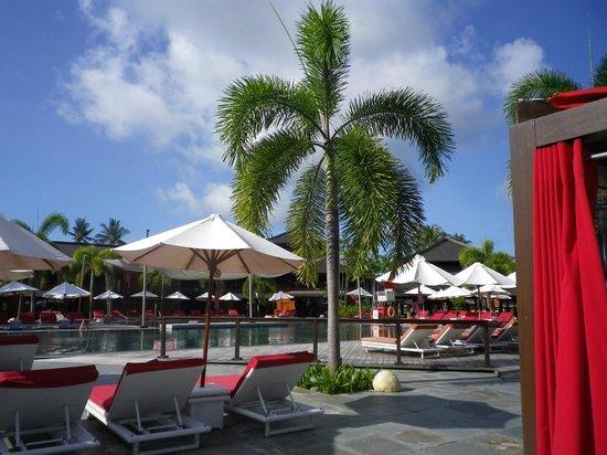 Club Med Bali: piscine