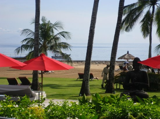 Club Med Bali: plage