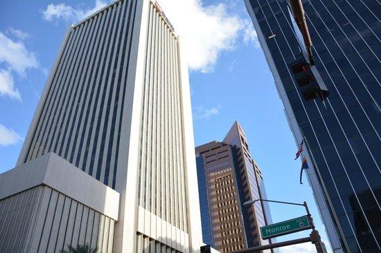 Americas Best Value Inn - Downtown Phoenix: Just a few minutes walk from downtown Phoenix