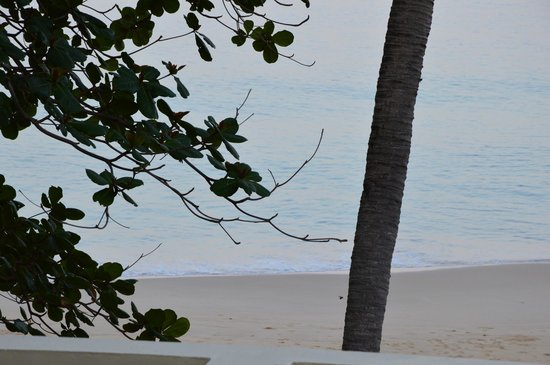Andaman White Beach Resort: paisible