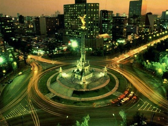 Hotel Casa Blanca Mexico City: Angel Noche