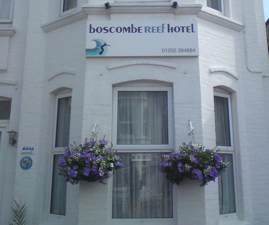 Photo of Boscombe Reef Hotel Bournemouth