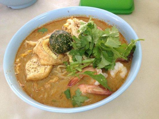 Kedai Kopi Yee Fung: Curry laksa