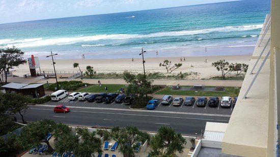 Beachcomber Resort Surfers Paradise: Lounge View