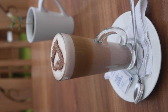 Fifi's: Hot chocolate
