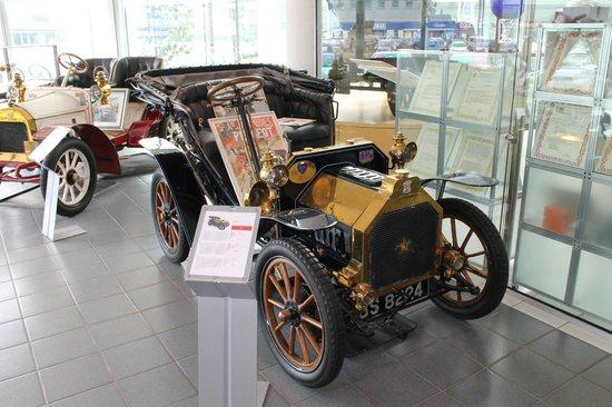 Nicolis Museum : -