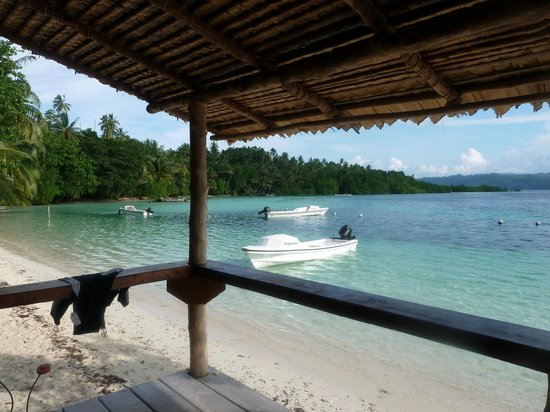 Papatura Island Retreat: Another ordinary outlook