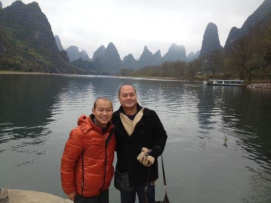 Yangshuo Private Tour-Day Tour: me and my bro
