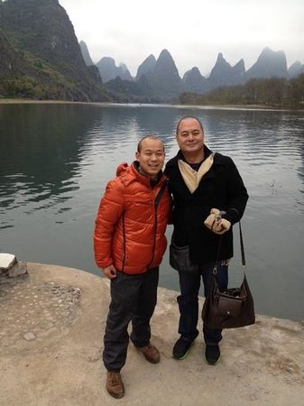 Yangshuo Private Tour-Day Tour: my long lost brother
