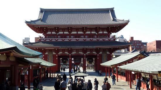 Senso-ji Temple: Photo of Sensoji Temple (Asakusa Kannon Temple) taken with TripAdvisor City Guides