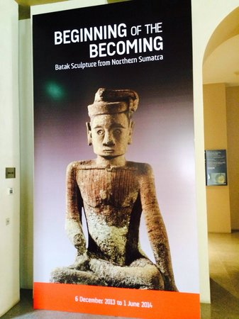 Asian Civilisations Museum: Batek art features prominently in the first galleries