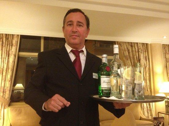 Hotel Son Caliu Spa Oasis: Perfekter Service im Hotel SON CALIU in allen Bereichen des Hotels!