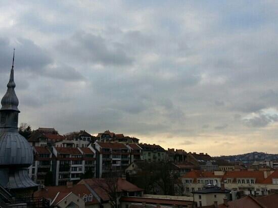 Piano Castle Hill: vistas del apartamento