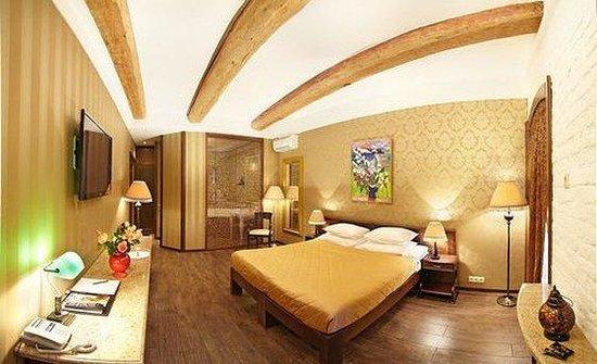 Rossi Boutique Hotel & SPA: Superior Room