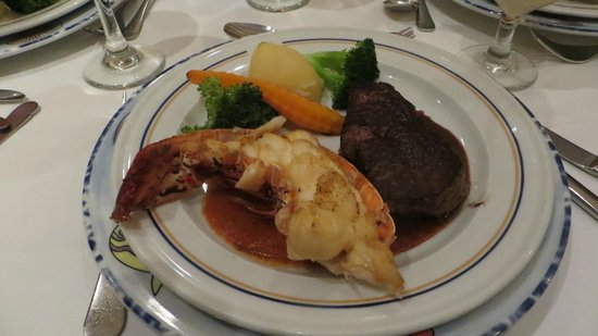 Iberostar Rose Hall Suites Steak Lobster At Mediterranean Restaurant