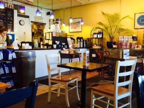 Mc Cafferty's A Coffee House : 店内