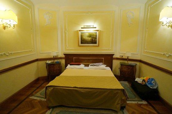 Hiberia Hotel: Chambre de la suite