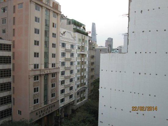 Lan Lan Hotel 1: From the room window