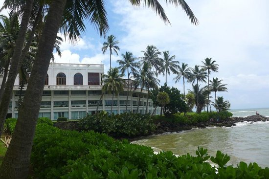 Mount Lavinia Hotel: hotel