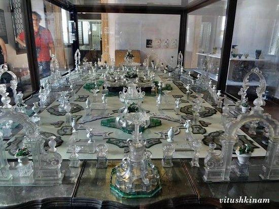 Museo Del Vetro Murano.Old Hand Blown Glass Picture Of Museo Del Vetro Murano