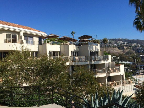 The Inn At Laguna Beach: view of outside of hotel