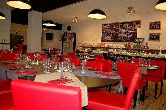 Logis Hôtel Le Grill : Restaurant