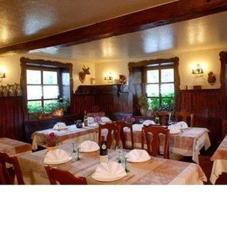 Silence Hotel Auberge Imsthal: Restaurant image