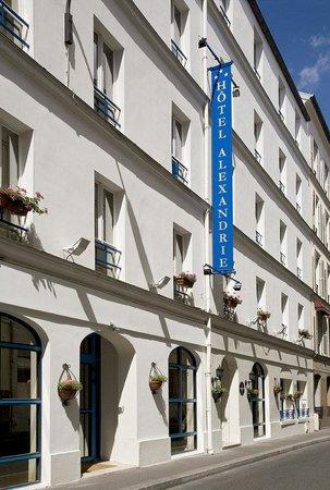 Hotel Alexandrie: Exterior