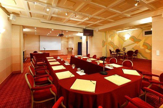 Hotel Atala Champs Elysees: Meeting Room