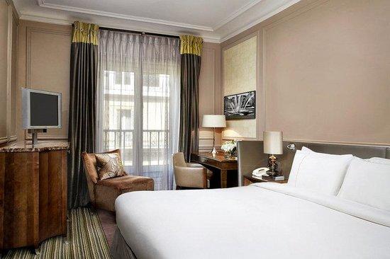 The Westin Paris - Vendome: Superior Guestroom