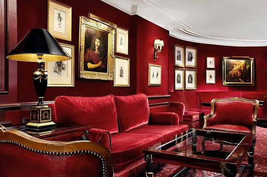 The Westin Paris - Vendome: Bar Tuileries