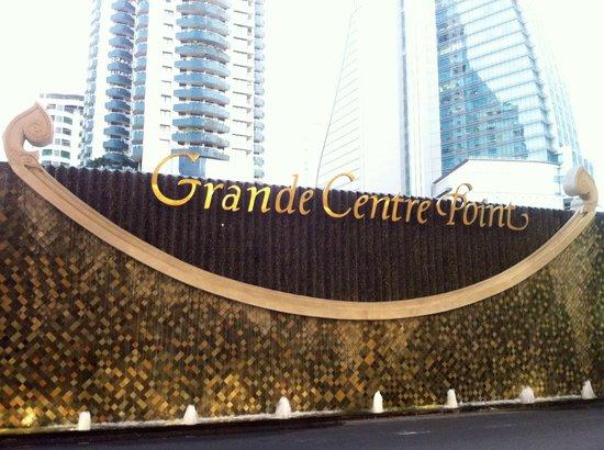 Grande Centre Point Terminal 21: hôtel