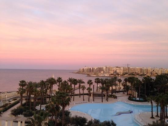 Hilton Malta : fantastisch uitzicht