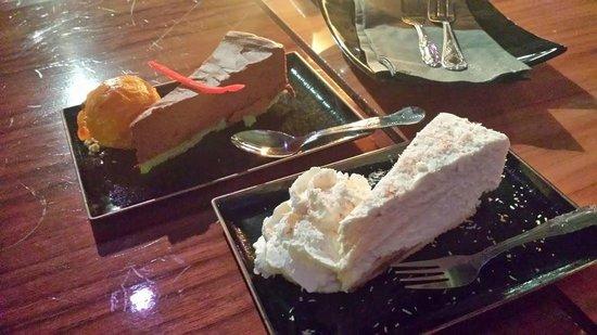 LE EN: Dessert