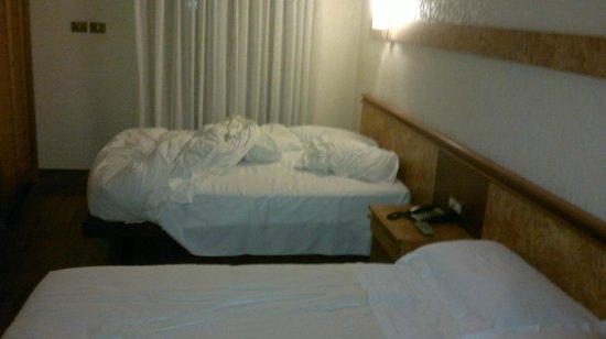 Augustus Hotel: camera da letto