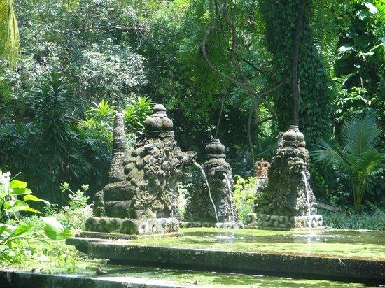 Prama Sanur Beach Bali: in the tropical gardens