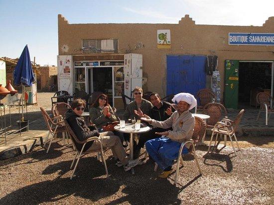 Arenas 4x4 Excursions : Berberwiskey i solen