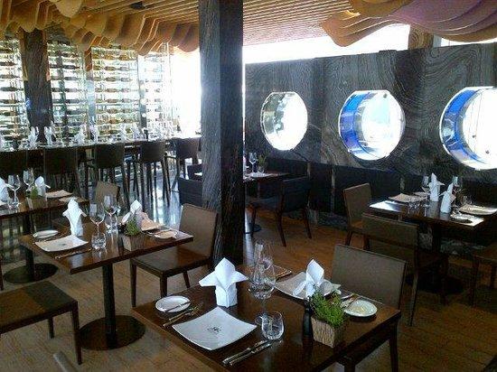 Centara Grand Phratamnak Pattaya: Italian Restaurant