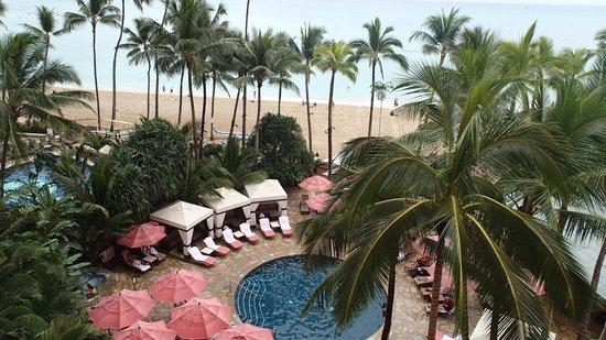 The Royal Hawaiian, a Luxury Collection Resort: Vue de la chambre 5006