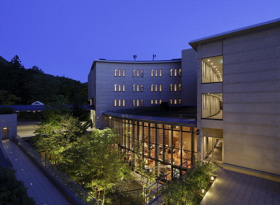Hyatt Regency Hakone Resort and Spa: ホテル外観 / Exterior