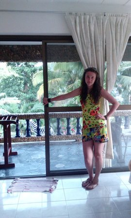 Plaloma Cliff Resort: комната
