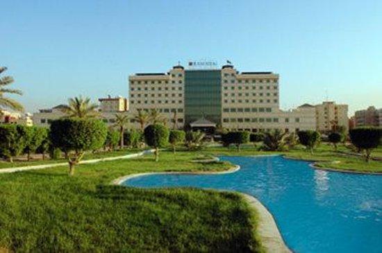Welcome to the Ramada Hotel Kuwait